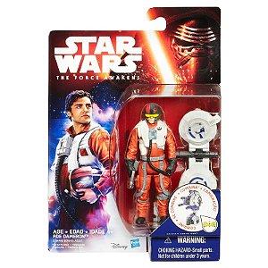 Boneco Star Wars The Force Awakens - Poe Dameron