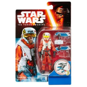 Boneco Star Wars The Force Awakens - X-Wing Pilot