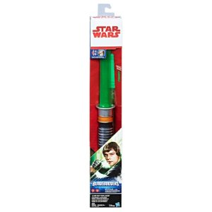 Hasbro Star Wars Sabre De Luz Eletrônico Episódio VIII - Luke Skywalker
