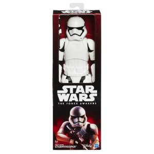 Boneco Star Wars Episode Vii 30cm - Stormtrooper