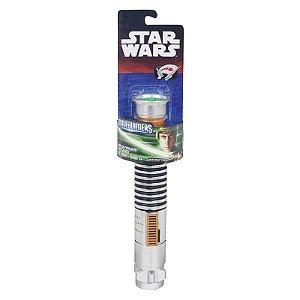 Star Wars Sabre De Luz Basico Blade Builders Episódio VII - Luke Skywalker