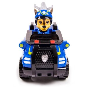 Patrulha Canina - Boneco com Veículo Chase's Spy Cruiser