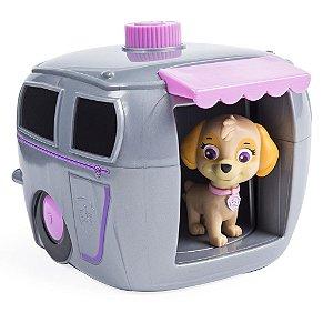 Patrulha Canina - Playset do Pet ao Heroi Skye