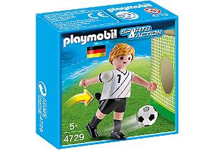 Playmobil 4729 - Jogador de Futebol - Alemanha