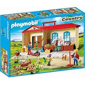 Playmobil 4897 - Playbox Fazenda