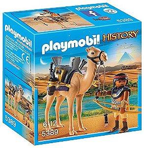 Playmobil 5389 - Guerreiro com Dromedário