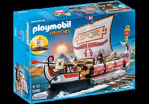 Playmobil 5390 - Navio Romano
