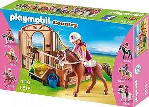 Playmobil 5518 - Cavalos Colecionáveis