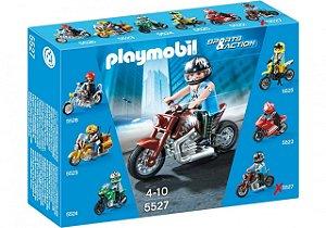 Playmobil 5527 - Motos Colecionáveis