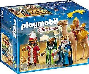 Playmobil 5589 - Os três reis magos