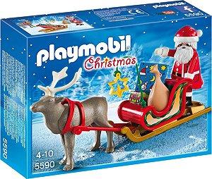 Playmobil 5590 - Trenó do Papai Noel