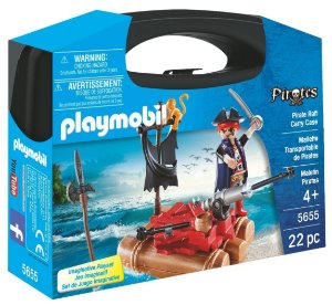 Playmobil 5655 - Maleta Pirata