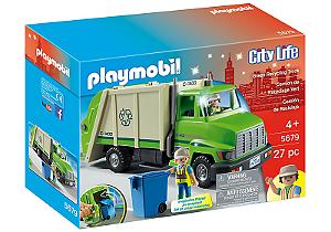 Playmobil 5679 - Caminhão de reciclagem
