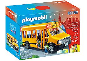 Playmobil 5680 - Ônibus escolar