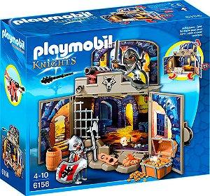 Playmobil 6156 - Playbox Meu Esconderijo Secreto com Tesouro