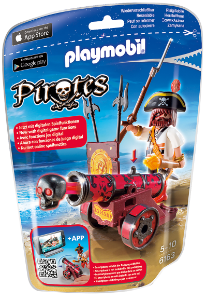 Playmobil 6163 - Soft Bags Dos Piratas