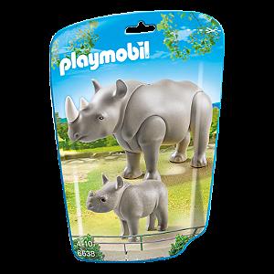 Playmobil 6638 - Saquinho Animais Do Zoológico