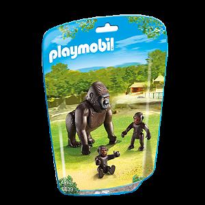Playmobil 6639 - Saquinho Animais Do Zoológico