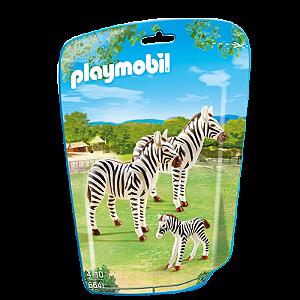 Playmobil 6641 - Saquinho Animais Do Zoológico
