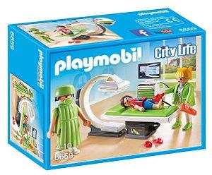 Playmobil 6659 - Sala de Raio X