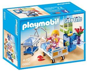 Playmobil 6660 - Quarto de Maternidade