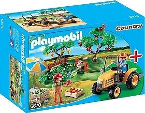 Playmobil 6870 - Pomar com Trator