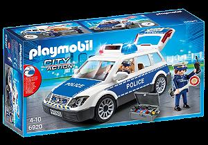 Playmobil 6920 - Viatura Policial com Guardas