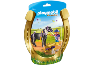 Playmobil 6970 - Soft Bags Poney's