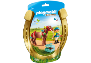 Playmobil 6971 - Soft Bags Poney's
