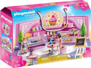 Playmobil 9080 - Loja de Cupcakes