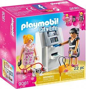 Playmobil 9081 - Caixa Eletrônico