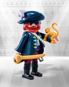Playmobil 6840 - Figuras Surpresas Serie 10 Masculino #3