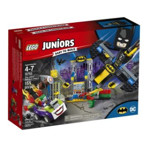 LEGO Juniors - O Ataque à Batcaverna do Joker 10753