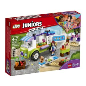 LEGO Juniors - O Mercado de Alimentos Orgânicos da Mia 10749