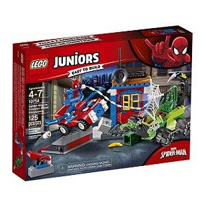 LEGO Juniors - Confronto de Rua Spider-Man vs. Scorpion 10754