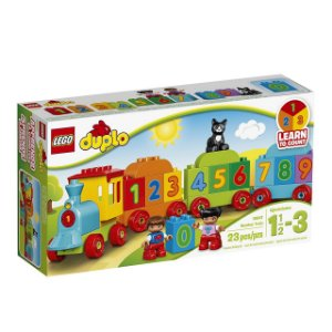 LEGO Duplo - O Trenzinho dos Números 10847
