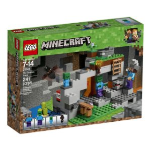 LEGO Minecraft - A Caverna do Zombie 21141