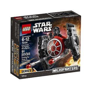 LEGO Star Wars - Microfighter Caça TIE da Primeira Ordem 75194