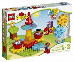 LEGO Duplo - O Meu Primeiro Carrossel 10845