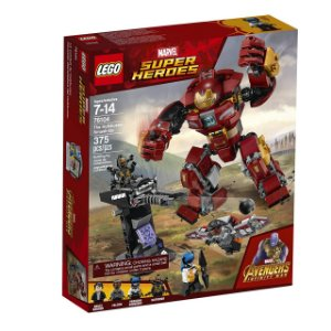LEGO Super Heroes - O Ataque Destruidor de Hulkbuster 76104
