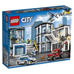 LEGO City - Esquadra de Polícia 60141