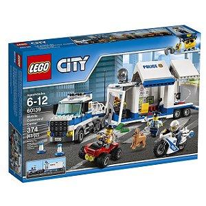 LEGO City - Centro de Comando Móvel 60139