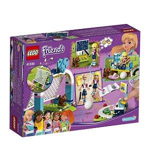 LEGO Friends - O treino de Futebol da Stephanie 41330