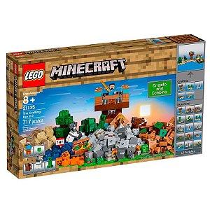 LEGO Minecraft - Caixa de Criação 2.0 21135
