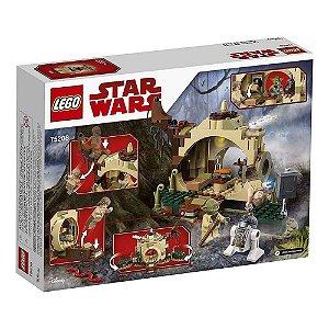 LEGO Star Wars - A Cabana de Yoda 75208