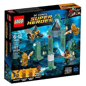 LEGO Super Heroes - Justice League Batalha em Atlantis 76085