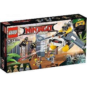 LEGO Ninjago - Bomber Arraia 70609