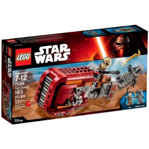 LEGO Star Wars - Speeder da Rey 75099