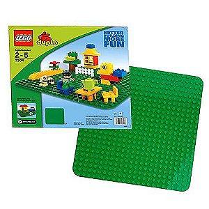 LEGO Duplo - Base de Construção Verde Grande 2304