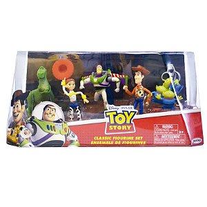 Playset Domo Com Figuras Toy Story
